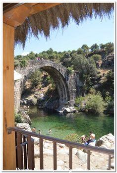 El puente romano es a Madrigal lo que el acueducto a Segovia.   Casa Rural Puerta de la Vera