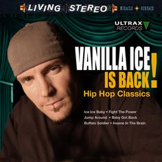Saved on Spotify: Ice Ice Baby by Vanilla Ice