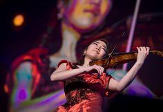 Let classical music rock your world: Ji-Hae Park at TED2013 ~ Photos: James Duncan Davidson