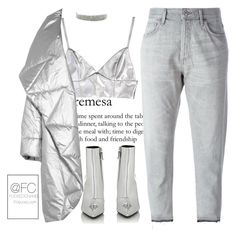 """""""Mercure"""" by fuckedchanel ❤ liked on Polyvore featuring Norma Kamali, Citizens of Humanity and Balenciaga"""