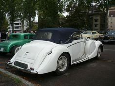 LAGONDA LG6 Drophead cabriolet 1939