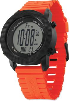 At REI Outlet: Columbia Basecamp Digital Watch.