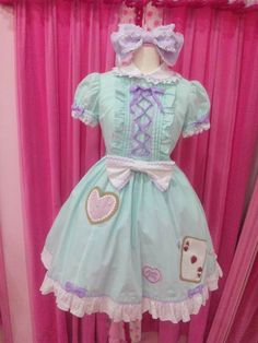 Looks like one of the many types of Alice in Wonderland dresses