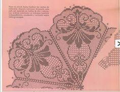 centro tavolo | Hobby lavori femminili - ricamo - uncinetto - maglia