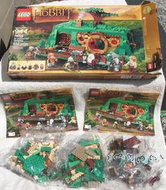 LEGO The Hobbit An Unexpected Journey An Unexpected Gathering...