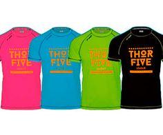 Thor Five League - Elige el color de tu equipo. Para el arranque de la competición y para los primeros en inscribirse ofrecemos la oportunidad de elegir el color de tu equipo. ¡No pierdas esta oportunidad!