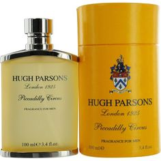 Hugh Parsons Piccadilly Circus Eau De Parfum Spray for Men 34 Ounce *** You can get more details by clicking on the image.