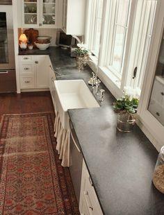 Kitchen White Cabinets Grey Countertops Wkkfvfl | White Kitchen Grey  Counter | Pinterest | Off White Kitchens, Countertops And Grey