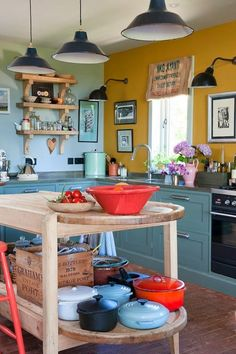 HOME & GARDEN: 40 idées pour décorer sa cuisine