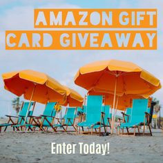 $200 Amazon Gift Card Giveaway - enter today! -