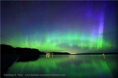 Northern Lights - Maine, USA