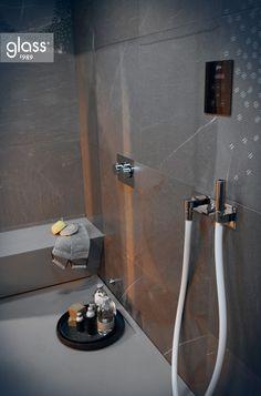 Glass1989 @Cersaie2015 - Cer-Stile NonSoloDoccia Shower&Hammam + Pearl BathTub #cersaie #cerstile