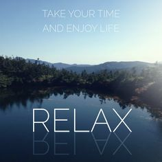 Relax and enjoy today! ❤️  #meet #connect #explore #byber