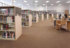 Mission Vista High School - DEMCO Library Interiors