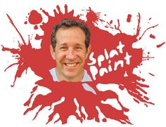 Jeff Monsein, Artist owner of Splat Paint  Lots of good ideas for Murals from this Tampa Company