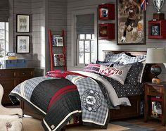 Teenage Guys Bedroom Ideas   PBteen