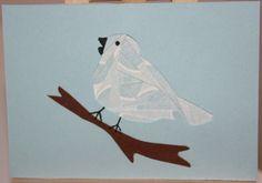 Bird | Iris Folding | November 2009