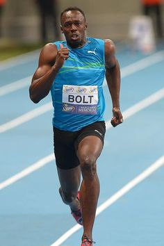 Usain Bolt ends season