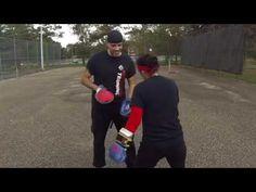 "Coach Rick - Boxing Tutorial ""Applying Angles 2 Body Punching #mittology #rdxsports - YouTube"