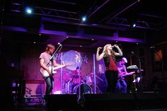 @Kennedy Noel rockin' The Hard Rock Cafe' in Nashville. (9/24/2012)