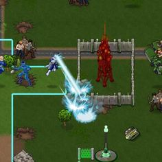 The Super Six can't take back Concord City from the bad guys without your help. If you think super heroes and strategy with a little bit of base defense sound like an interesting mix, you might like Hero Conquest, which is out now from Broken Bulb Game Studios.