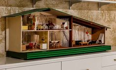 Kate builds a 1955 Betsy McCall Do-It-Yourself Dollhouse - Retro ...