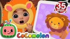 Guess the Animal Song + More Nursery Rhymes & Kids Songs - CoComelon Best Kids Cartoons, Cartoon Kids, Songs For Sons, Kids Songs, Learning The Alphabet, Kids Learning, Father And Son Song, Tractor Tom, Guessing Games For Kids