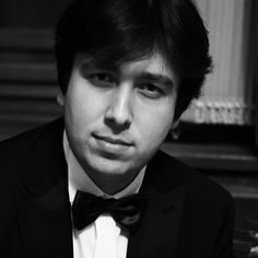 Dmitry Onishchenko, prize-winner at the XII International Tchaikovsky Competition