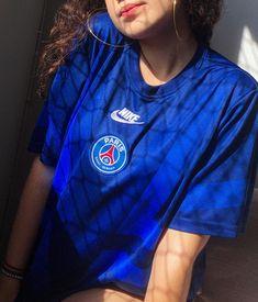 Streetwear, Football Girls, Nikes Girl, Fashion Killa, Mens Tops, Outfits, Women, T Shirt, Paris Saint
