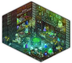 """TwitterWeebzYoutube Hi! I was experimenting (pun intended) with a furniture then a random thought hit me """"let's make a potion room with it"""" so.. there you ..."""