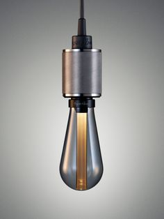 LED BUSTER BULB in SMOKED glass by Buster + Punch, London