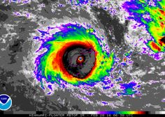One of the strongest storms ever measured on Earth just made a direct landfall in the South Pacific. Cyclone Winston made landfall on Fiji's main islan ...
