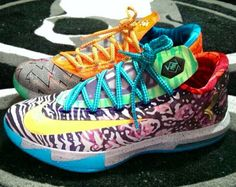 """KD VI """"What the KD"""" detailed look.  Possibly the most anticipated KD this year."""