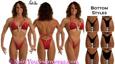 Velvet Physique Competition Suit or Figure posing suit. Perfect for NPC competitions.