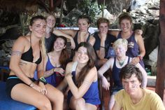 For the 2016 Turtle Cove Olympics, everybody at camp (both staff and volunteers) took the day off. The entire camp readied themselves for war Island Life, Volunteers, Olympics, Turtle, How To Find Out, February, Waves, Camping, Stars