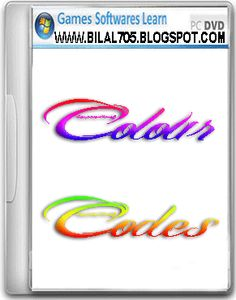 All Colours Codes For Facebook