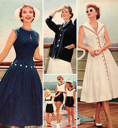 Nautical Vintage Inspiration