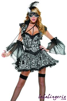 image detail for masquerade costume forplay sexy masquerade costumes and dresses - Masquerade Costumes Halloween