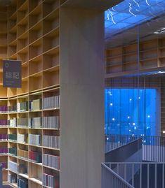 Architects: Sou Fujimoto Architects-- principal-in-charge; Sou Fujimoto, Koji Aoki, Naganobu Matsumura, Shintaro Homma, Tomoko Kosami, Takahiro Hata, Yoshihiro Nakazono, Masaki Iwata, project team  Client: Musashino Art University  Program: University Library