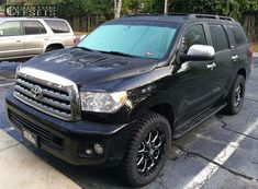Image result for toyota sequoia wheels