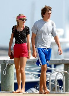 Taylor Swift and Conor Kennedy.. They were soo cute together!!!