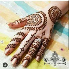 Sexy Bridal Henna/Mehndi Designs for Hands Latest Simple Mehndi Designs, Indian Mehndi Designs, Back Hand Mehndi Designs, Mehndi Designs Book, Mehndi Designs 2018, Bridal Henna Designs, Mehndi Designs For Girls, Mehndi Designs For Beginners, Mehndi Design Photos
