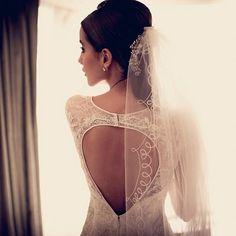 Jessica Barboza Wedding Dress Beauty!