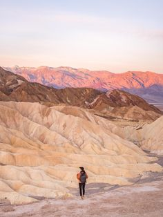 This in-depth guide to Death Valley California will help you to prepare for your first trip to this incredible National Park.