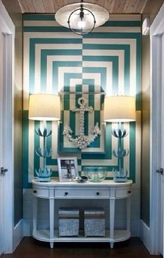 Nautical home, i love this whimsical entry!