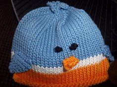 Ravelry: Baby Hats pattern by Marji LaFreniere Baby Hat Knitting Patterns Free, Baby Hats Knitting, Knitting For Kids, Baby Patterns, Knitting Projects, Knitted Hats, Knit Patterns, Crochet Pattern, Free Pattern