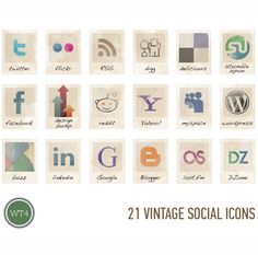 41 Excellent Icon Sets with the Best Free Icons