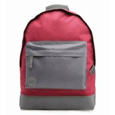 Mi-Pac Backpack - Two Tone Burgundy/Charcoal Skate Backpacks, Girl Backpacks, School Backpacks, Nike Sb Backpack, Converse, Vans, Herschel, Bag Sale, Buy Now