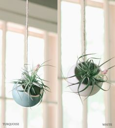 Ceramic Hanging Planter by Fettle & Fire on Scoutmob