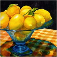 Learn how to paint still life scenes and flowers. These free, online tutorials let you learn at home, in your spare time. Start a creative new hobby, or improve your existing skills at your own pace. ( Painting: Terri Hill, Art.com )